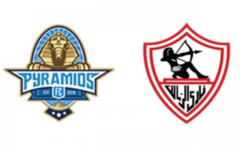 تعادل درامي بين الزمالك وبيراميدز في الدوري المصري
