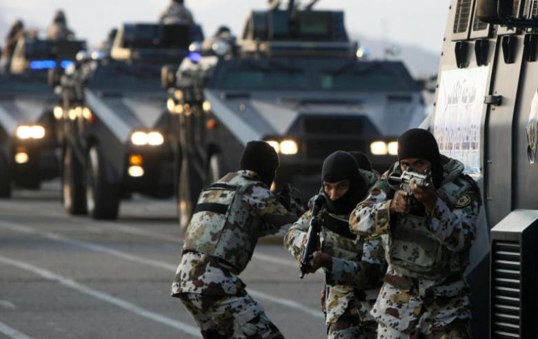 الأمن السعودي يقتل ثمانية مسلحين في القطيف