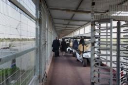 """""""الميزان"""": الاحتلال يواصل ابتزاز المسافرين على معبر إيرز"""