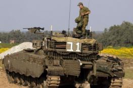 جيش الاحتلال ينقل آليات عسكرية إلى الحدود الشمالية