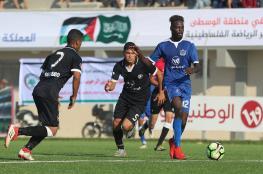 8 مباريات في دوري غزة اليوم الأحد