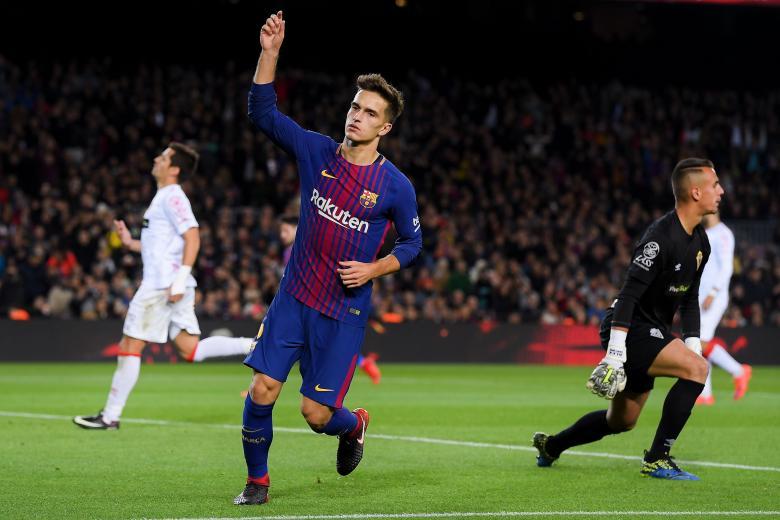 لاعب برشلونة يجهل مصيره في الموسم الجديد