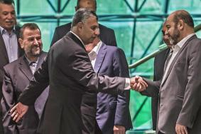أبو مرزوق: حماس تجاوزت زمن التوتر مع مصر