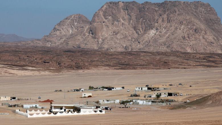 وفد من الكونغرس الأمريكي في سيناء