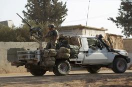 إنزال جوي أمريكي في ريف دير الزور شرق سوريا