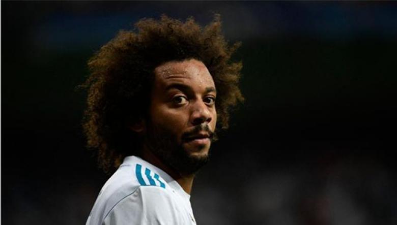 ريال مدريد يكشف مدة غياب مارسيلو