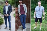 للرجل القصير.. نصائح لاختيار ملابس تجعلك تبدو أطول