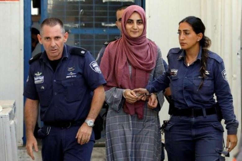 """استياء تركيّ من التعامل الإسرائيليّ مع المعتقلة """"إبرو أوزكان"""""""