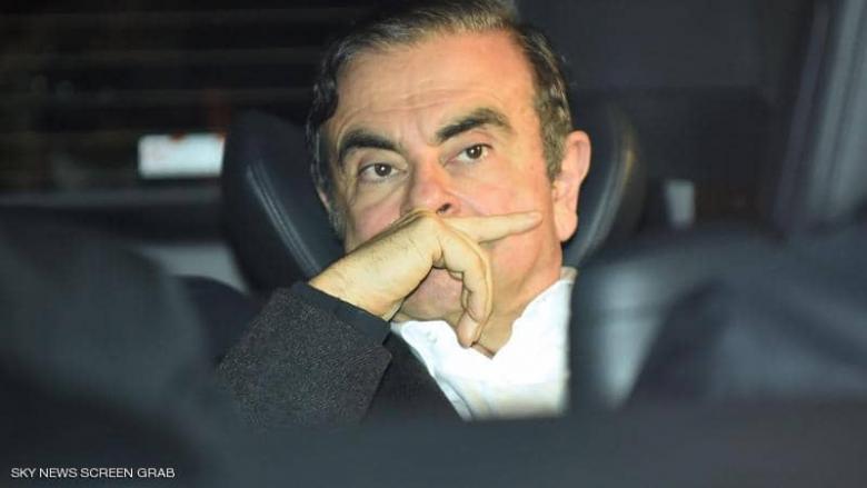 """سفير اليابان يطلب من الرئيس اللبناني التعاون في قضية """"غصن"""""""