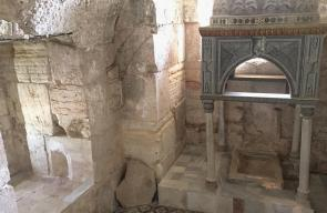 مهد عيسى بالمسجد الأقصى المبارك