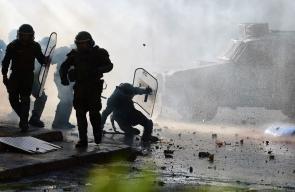 تواصل أعمال العنف في تشيلي بسبب الأزمة الاجتماعية