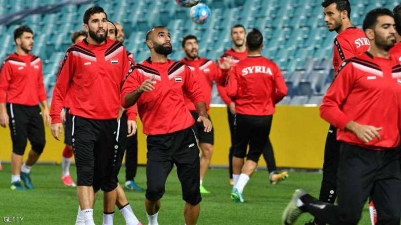المنتخب السوري ينازل أستراليا لمواصلة الحلم العالمي