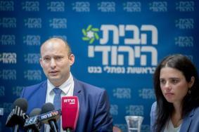 بينيت وشاكيد يحسمان مصير حكومة نتنياهو