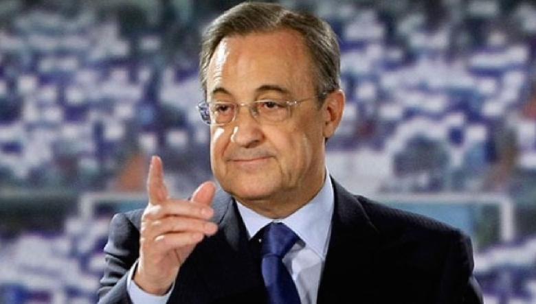 أزمة بيكيه تُخرج رئيس ريال مدريد عن صمته