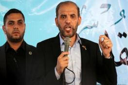 """أول رد من حماس على هجوم """"غريبلات"""" عليها"""