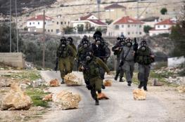 """الاحتلال يقتحم مدرسة """"بورين"""" ويحاول اعتقال أحد الطلاب"""