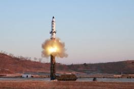 كوريا الشمالية تفشل في اختبار صاروخ جديد