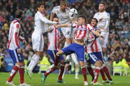 ديربي مدريد الاختبار الحقيقي لزيدان