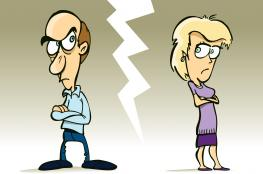 طلاق بالعربي