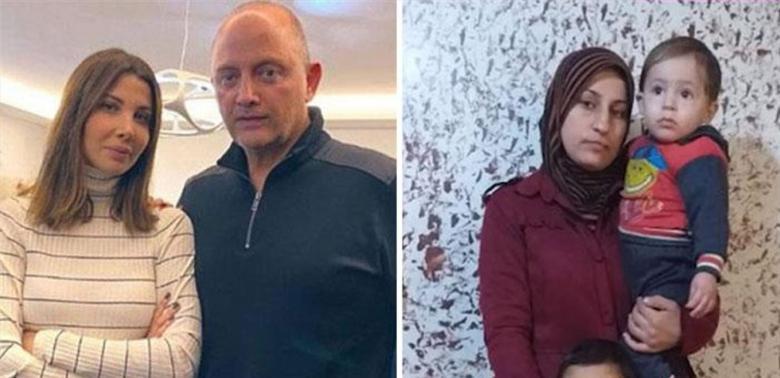 زوجة القتيل السوري: حتى لو سرق نانسي شو رح بنقص عليها؟
