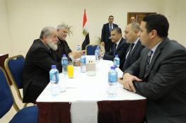 """وفدا """"حماس"""" و""""الجهاد"""" يتوجهان للقاهرة عبر معبر رفح"""