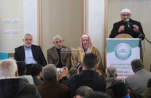 افتتاح مسجد الشهيد القائد العطار برفح