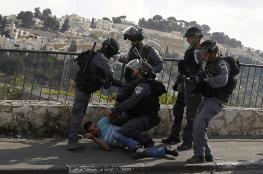 الاحتلال الإسرائيلي يعتقل فتى بالقدس