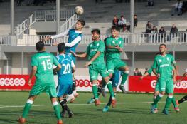 مباريات نارية في دور الـ8 من كأس غزة