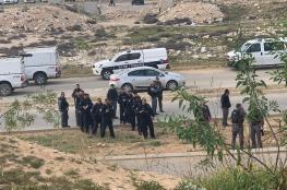 اعتقالات في مداهمة الشرطة لقرية العراقيب
