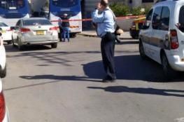 إصابة إسرائيلي طعناً في الرملة