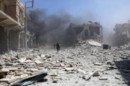 عشرات الضحايا بحلب وإدلب بغارات روسية مكثفة