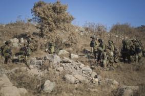 الاحتلال يعلن الجولان المحتل منطقة عسكرية مغلقة