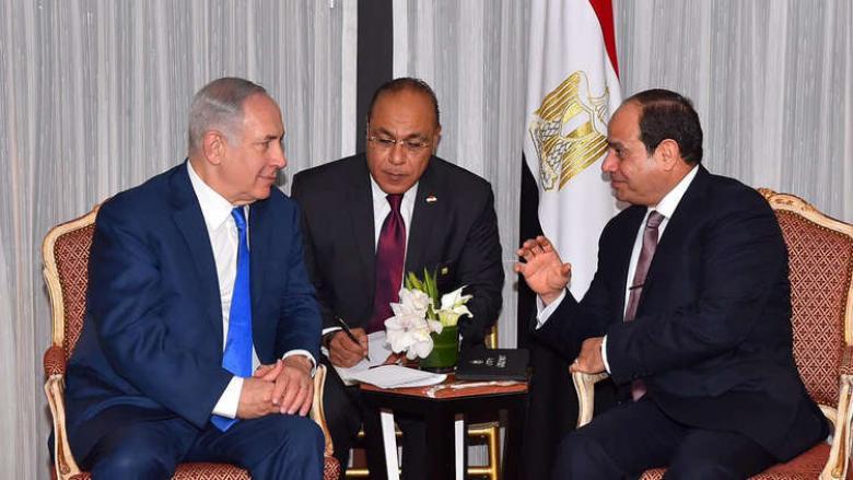 نتنياهو التقى السيسي بالقاهرة سرًا.. وهذا ما تم تباحثه