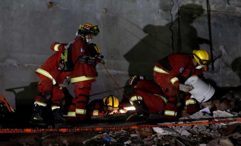 ارتفاع حصيلة ضحايا زلزال المكسيك إلى 272 قتيلاً