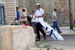 مستوطنون يهاجمون محلاً تجارياً قرب المسجد الإبراهيمي