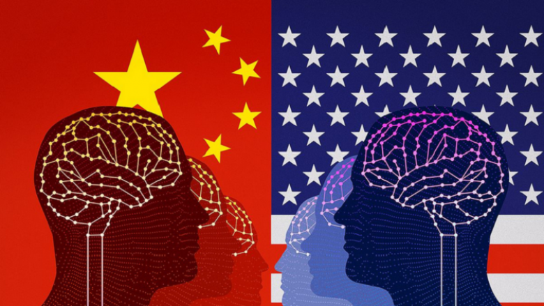 صراع صيني-أمريكي للتربع على عرش الذكاء الاصطناعي