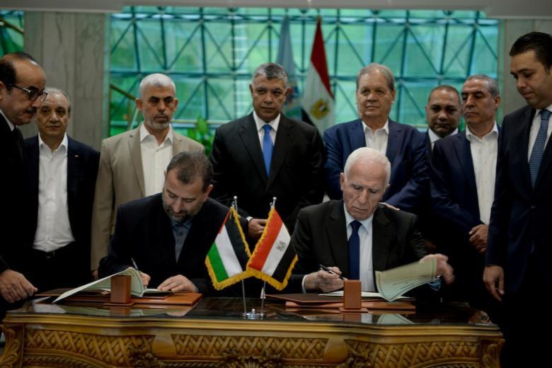 حماس تُعقب على  إعلان فتح المتكرر حول ملف المصالحة