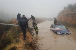 الدفاع المدني يتعامل مع 16 حادث إنقاذ في جنين