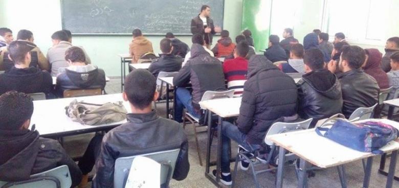 توجيه رفح يفتتح حملة تعزيز القيم لطلاب الثانوية