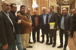 استكمال حوارات الفصائل في القاهرة اليوم