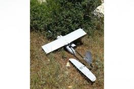 سقوط طائرة استطلاع إسرائيلية جنوب لبنان