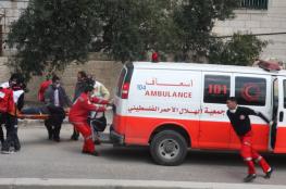 4 إصابات في حادث سير غرب بيت لحم