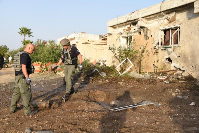 الاحتلال يكشف عن عدد المصابين في جولة التصعيد