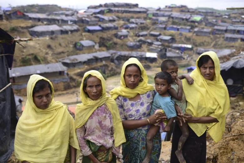 بنجلاديش تدعو الدول الإسلامية لحل أزمة الروهينجا