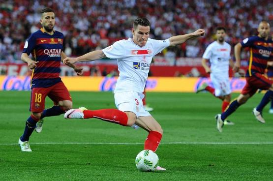 رسميًا.. هدف برشلونة ينضم إلى أتلتيكو مدريد
