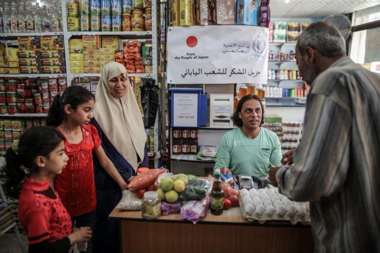 التنمية تعلن زيادة حصة الفرد في برنامج الأغذية العالمي