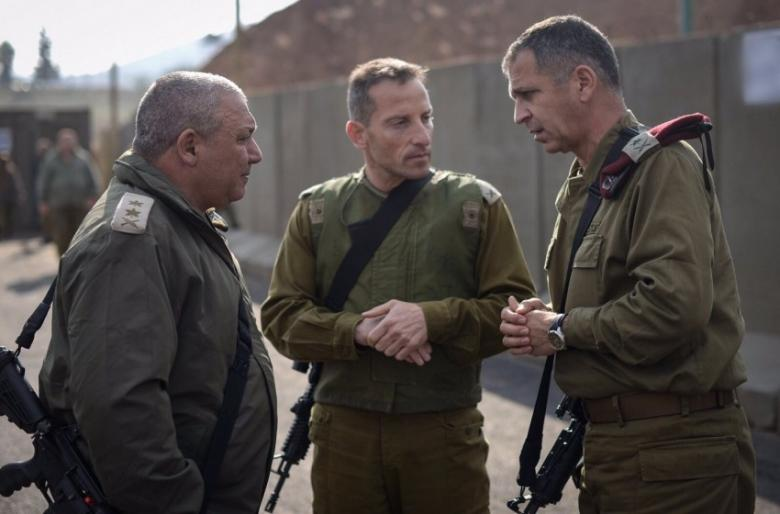 تعيينات جديدة في جيش الاحتلال