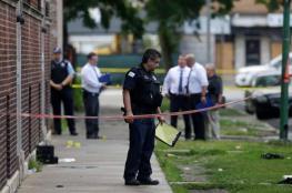 مقتل 4 من بينهم ضابط شرطة في إطلاق نار في شيكاغو
