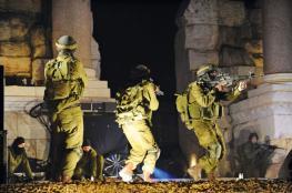 الاحتلال يعتقل 9 مواطنين من الضفة المحتلة