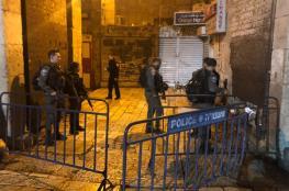 إصابة شرطيين في عملية طعن بالقدس